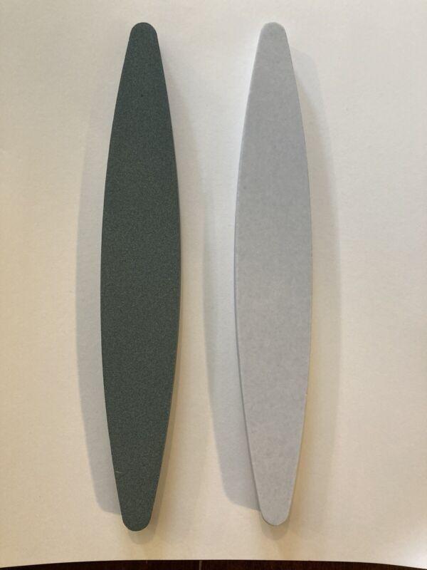 USA MADE Scythe Stone Knife Machete Axe Mower Blade Sharpener whetstone