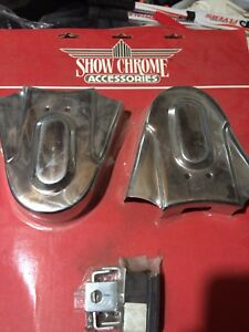 Honda shadow axle covers