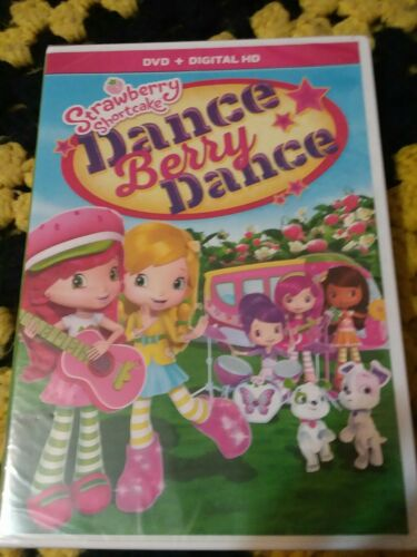 Strawberry Shortcake Dance Berry Dance DVD Digital HD 2017 New Sealed - $7.99