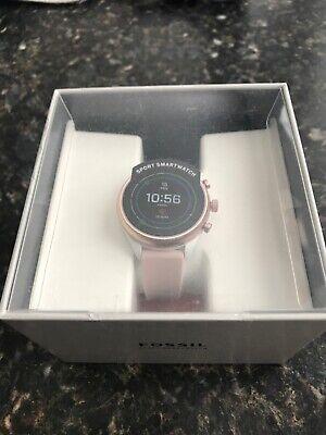 Fossil Women's Q Sport Gen 4 Touchscreen Smartwatch w/Heart Rate $275
