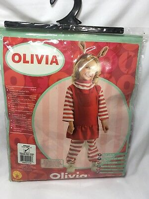 Olivia Costume Infants 6 To 12 Months New 181043](Olivia Costume)