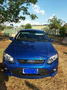 2014 Ford Falcon Ute