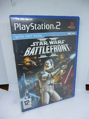 Star Wars: Battlefront II (Sony PlayStation 2, 2005) - European Version Gaming