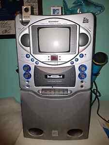 karaoke vision machine