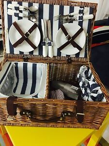 Picnic basket Henley Beach South Charles Sturt Area Preview