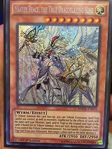 Yugioh : looking to sell/trade Master peace