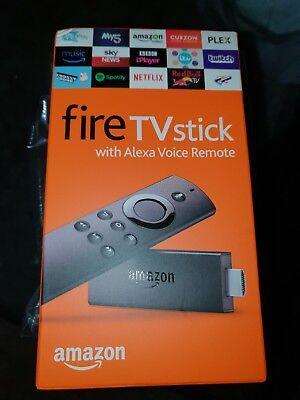 Amazon Fire TV Stick Streaming Media Player - Black