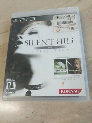 Silent Hill HD Collection PlayStation 3 comprar usado  Enviando para Brazil