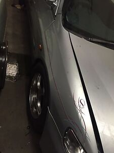 Wrecking Honda Accord 1999 Eight Mile Plains Brisbane South West Preview