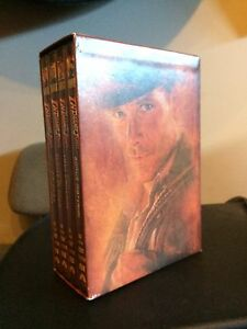 Indiana Jones DVD movie Collection