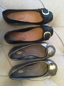Flat shoes. Assorted.