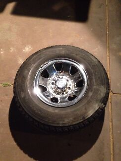 6 stud rims and tyres  Osborne Park Stirling Area Preview