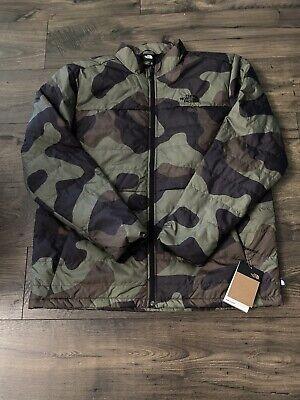Nwt Mens The North Face Bombay Jacket Camo 2XL (XXL)