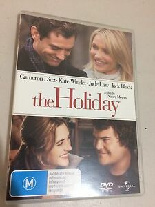 The Holiday DVD Redcliffe Belmont Area Preview