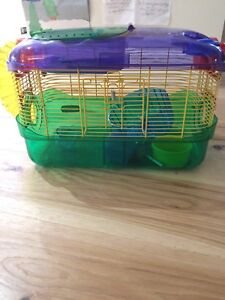 Hamster cage $20