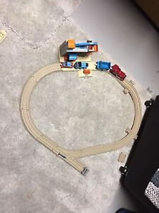 Thomas the train track