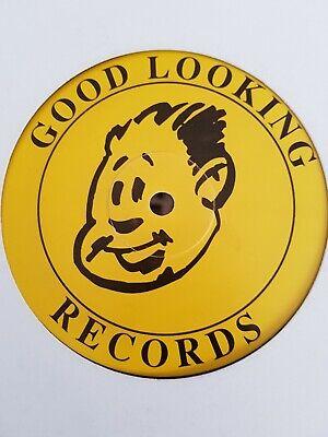 LTJ BUKEM - MUSIC (HAPPY RAW) / ENCHANTED - GOOD LOOKING GLR004 - VERY RARE 1993