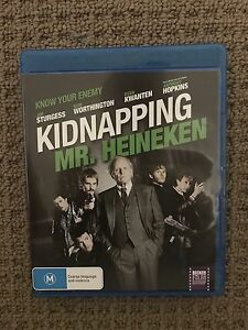 Kidnapping Mr. Heineken Blu Ray The Junction Newcastle Area Preview