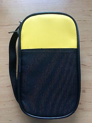 2x Soft Carrying Case Bag For Fluke Hioki Sanwa Kyoritsu Victor Uni-t Multimeter
