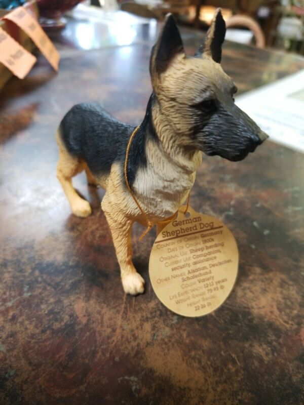 The Canine Collection German Shepherd Dog