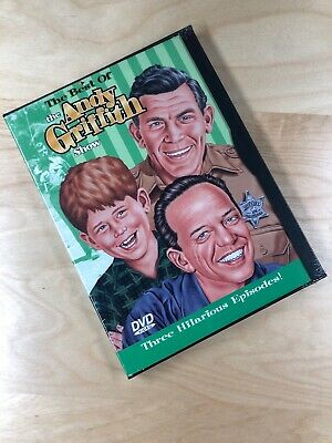 The Best of The Andy Griffith Show (DVD, 1997) Three Hilarious Episodes (Best Andy Griffith Episodes)