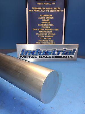 2dia X 6-long 7075 T651 Aluminum Round Bar--2 7075 T651 Aluminum Rod