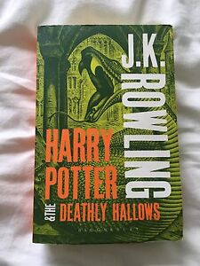 Harry Potter and the Deathly Hallows J.K. Rowling Vaucluse Eastern Suburbs Preview