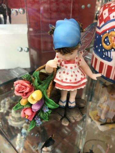 Enesco My Little Kitchen Fairies 4007655 Fresh Flower Fairie New in Box