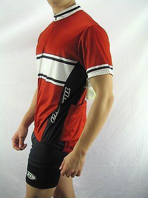 a95bfe2d3 Novara XC Men s Red Cycling Jacket NEW Men s Large APZ15