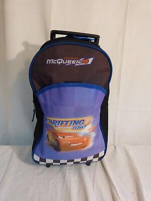 Disney Cars Kinder Trolley Koffer / Reisegepäck Handgepäck Lightning McQueen gebraucht kaufen  Zeuthen