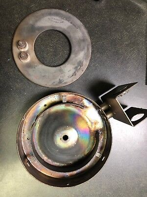 Diffusion Pump Heater Element And Heater Housing Known Good Great Condition