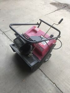Murray electric snowblower 20""