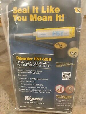 Polywater Fst-250kit Foam Duct Sealant
