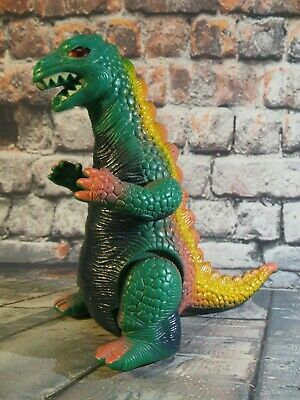 """Vintage 1980's Radio Shack Wire Remote Controlled Godzilla 6"""" - FIGURE ONLY"""
