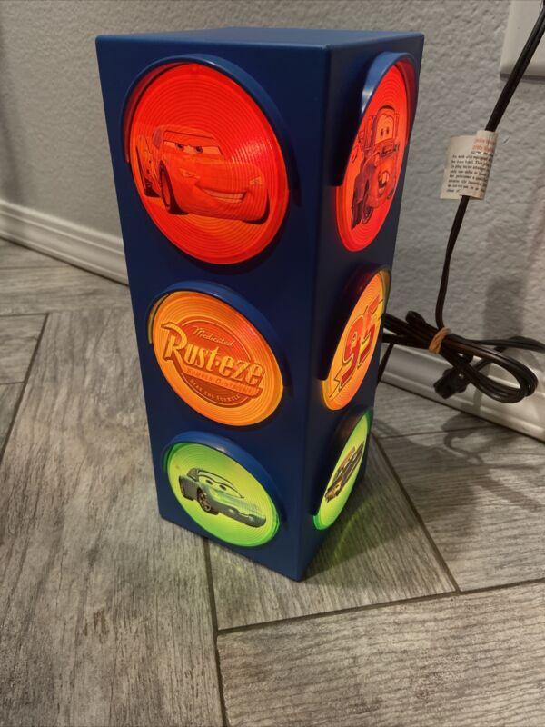 disney pixar cars Traffic light Lamp