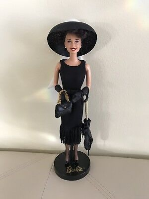 """RARE SUSAN LUCCI BARBIE DOLL IN """"BREAKFAST AT TIFFANY"""