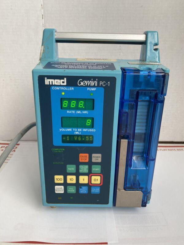 Gemini pc-1 Volumetric Infusion Pump
