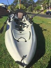 Hobie Mirage Outback Kayak Green Point Gosford Area Preview