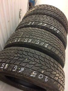 4 Toyo winter tires:205/65R15