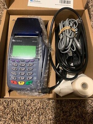 New Verifone Omni 5100 3730 Vx 510 Credit Card Reader Machine