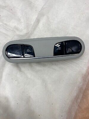 2012 2013 2014 2016 2017 AUDI A6 C7 - REAR DOME READING LIGHT