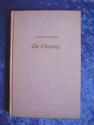 """""""Die Ohrringe – Novelle"""" von Juliana von Stockhausen (1954)"""