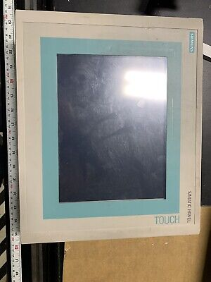 Siemens Touch Panel Tp270 Touch-10 Cstn