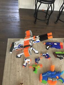 Nerf gun collection (all or part)