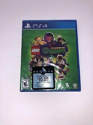 LEGO: DC Comics Super Villains