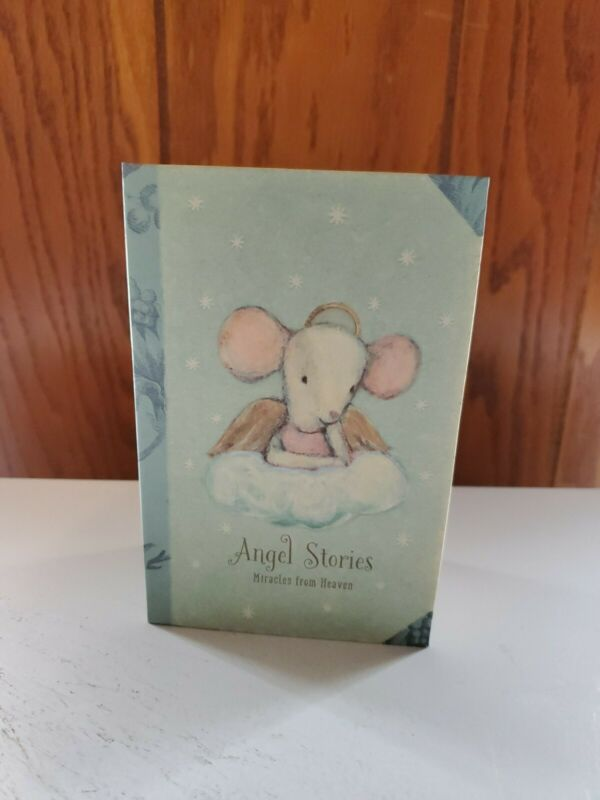 Maileg Mouse Angel Stories Ballerina New in Box HTF!!