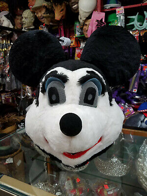 Mascot Character Costume Female Mouse HEAD ONLY Halloween Birthday Surprise](Mascot Heads)