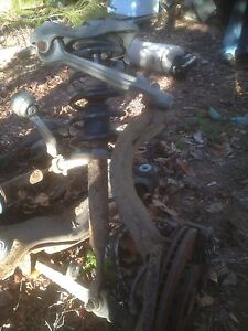 Need gone 2001 Passat k frame struts and other parts