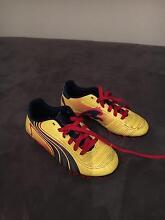 Kids puma football boots Findon Charles Sturt Area Preview