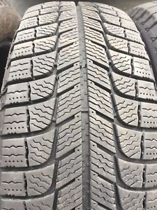 Michelin X-Ice winter tires almost new